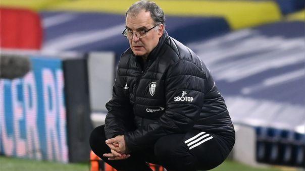 Marcelo Bielsa fue entrenador de la Selección de Argentina