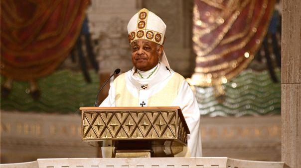 El arzobispo de Washington, Wilton Gregory, está a punto de hacer historia