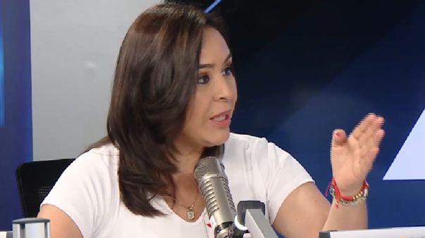 Nidia Vílchez lidera lista para los comicios internos del Apra con miras a las elecciones 2021