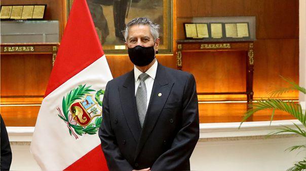 El presidente Sagasti encabezó la ceremonia de conmemoración del Bicentenario de la Expedición Libertadora en Huaura.
