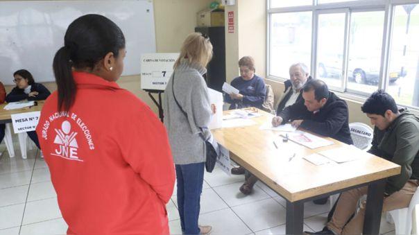 Elecciones internas