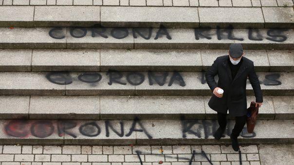 Europa supera los 400.000 muertos por coronavirus