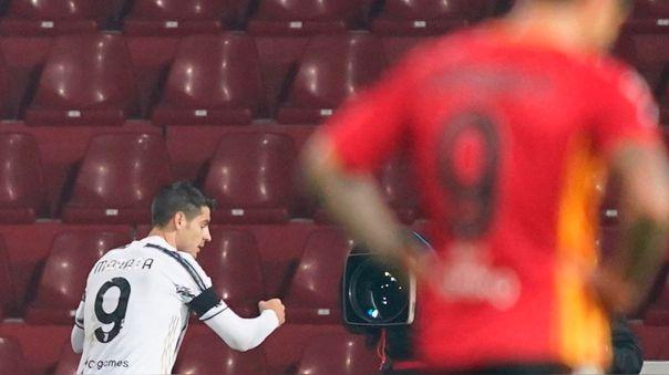 Benevento empató 1-1 con Juventus en la fecha 9 de la Serie A