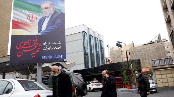 Con la muerte del iraní Mohsen Fajrizadeh, ya son cinco los expertos nucleares que han sido asesinados
