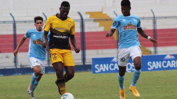 Sporting Cristal vs. Cantolao