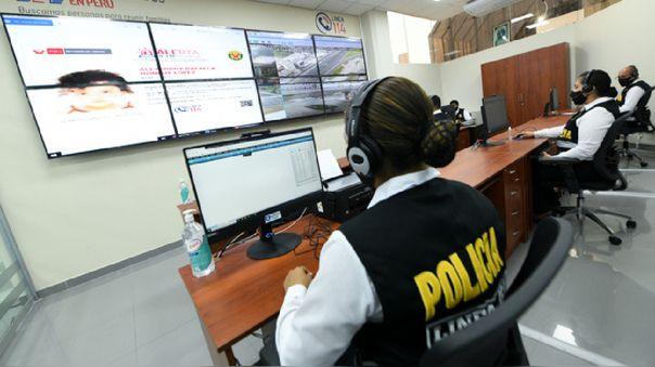 Sistema de Búsqueda de Personas Desaparecidas de la PNP