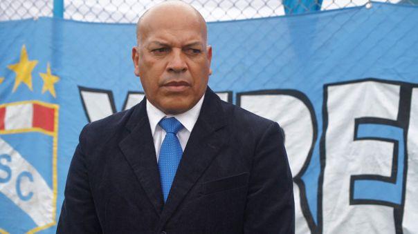 Roberto Mosquera regresó al banquillo de Sporting Cristal en 2020