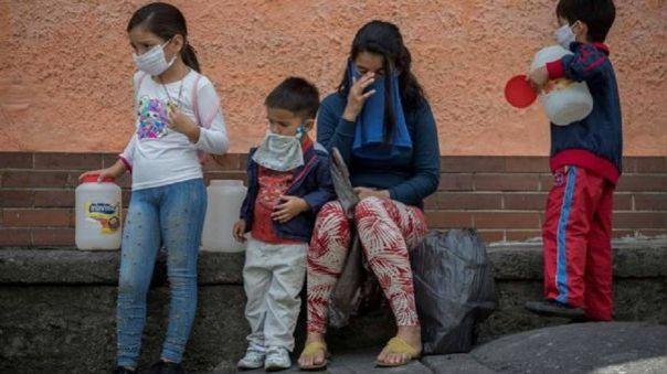 ONU advierte de aumento de la pobreza por la pandemia.