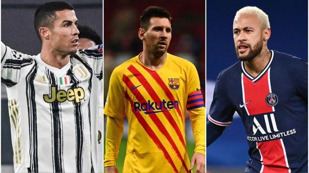 UEFA presentó a los nominados para el Equipo del Año 2020