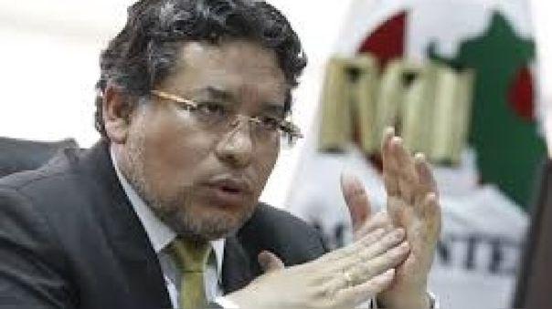 Vargas presentó su renuncia este miércoles.
