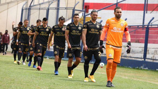Universitario disputará la final nacional de la Liga 1 2020