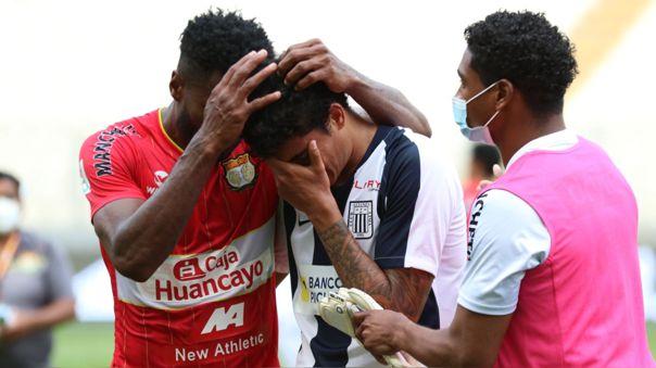 Alianza Lima quedó en el antepenúltimo lugar de la Liga 1 2020