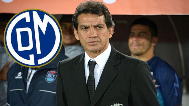 Franco Navarro se convirtió en nuevo entrenador de Deportivo Municipal