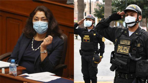 Bermúdez se presentó ante el Congreso para solicitar el voto de confianza al Gabinete.