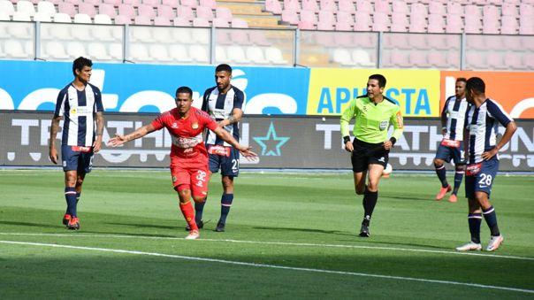 Alianza Lima y Huancayo se enfrentaron en la fecha final de la Fase 2