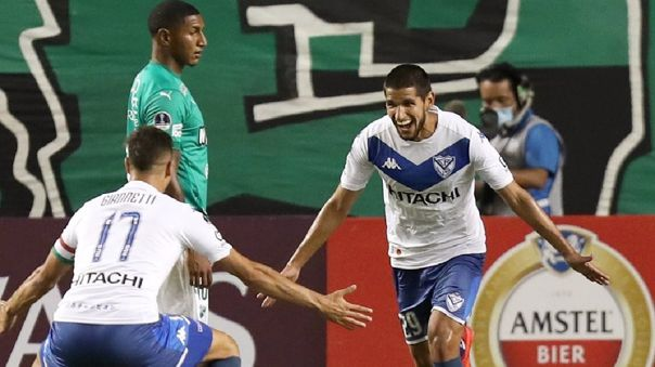 Luis Abram le anotó a Deportivo Cali por la Sudamericana