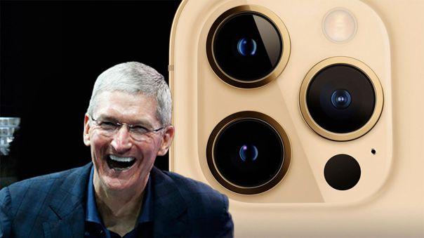 El iPhone 12 Pro Max fue el más exitoso.