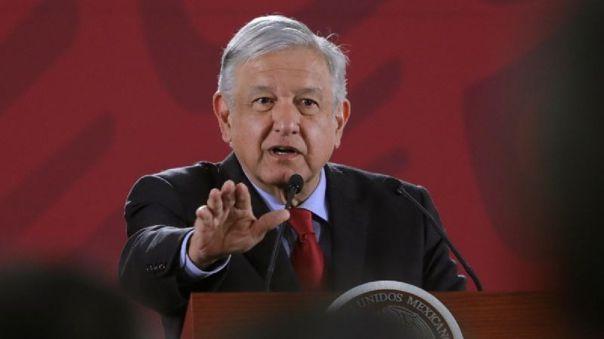 Andrés Manuel López Obrador (AMLO), presidente de México.