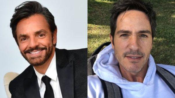 Eugenio Derbez y Mauricio Ochmann