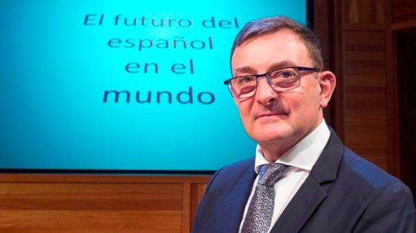 Richard Bueno Hudson, director del Instituto Cervantes en Nueva York
