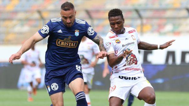 Sporting Cristal y Ayacucho FC se enfrentan por la final de la Fase 2