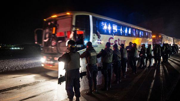 PERU-PEASANTS-PROTEST
