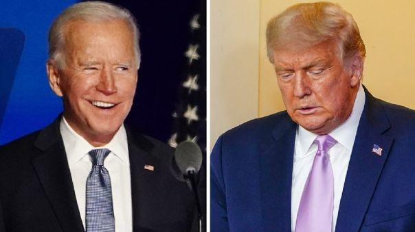 Donald Trump no ha aceptado su derrota ante Joe Biden