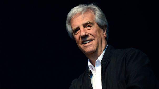 Expresidente de Uruguay Tabaré Vásquez