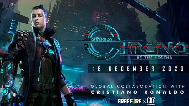 Free Fire: Cristiano Ronaldo será un personaje oficial del juego   Android, iOS   Garena   Celulares   RPP Noticias, Cloud Pocket 365