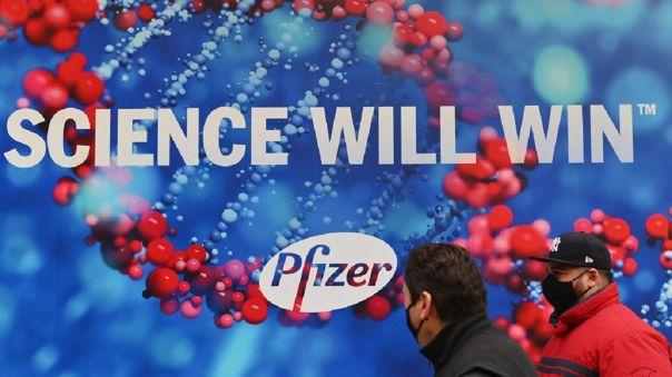 La FDA ha considerado que la vacuna de Pfizer