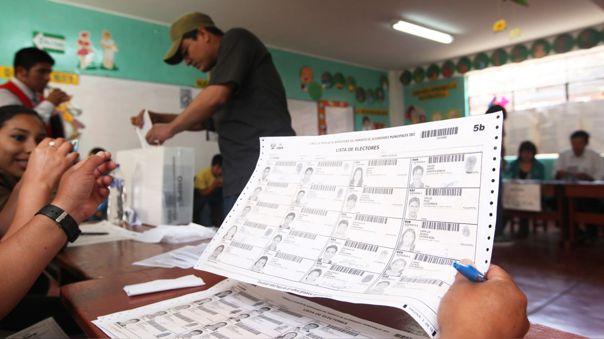 Las elecciones generales se realizarán el 11 de abril.