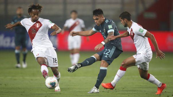 Perú cayó ante Argentina por la cuarta fecha de las Eliminatorias Qatar 2022