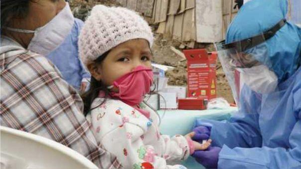 La situación de los niños es aún más grave en contextos de pobreza ya que la crisis sanitaria trajo consigo una crisis económica.