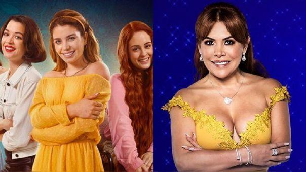 Princesas vs. Magaly