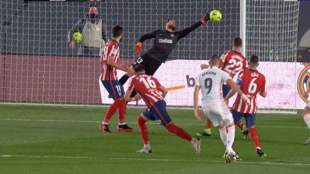 Real Madrid enfrenta a Atlético por la fecha 13 de LaLiga