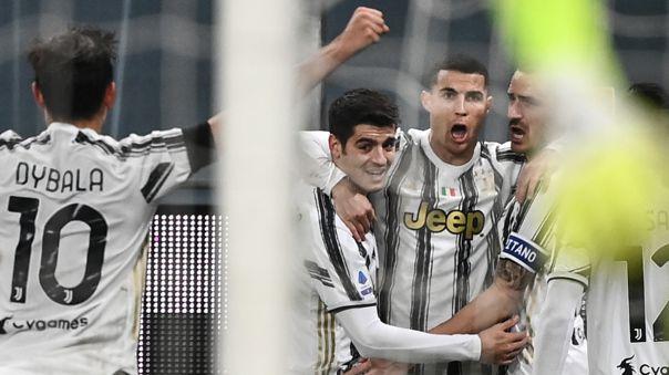 Gol de Juventus