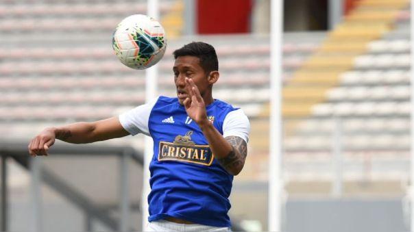 Sporting Cristal: Christofer Gonzales y el plan para jugar la final ante Universitario