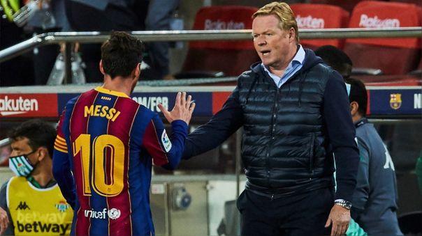 Lionel Messi es el goleador histórico de Barcelona