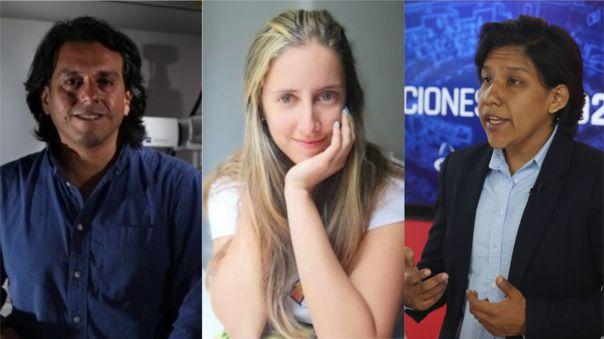 Málaga-Trillo, Patricia Gamarra, entre otros: Partido Morado presenta a los invitados a su lista al Congreso por Lima 1