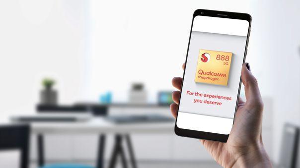 Qualcomm comparte los primeros resultados del benchmark aplicado al Snapdragon 888