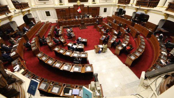 Congreso aprobó reforma constitucional.