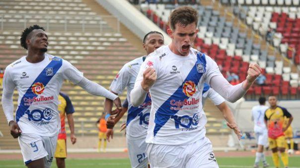Alianza Atlético y Sport Chavelines se enfrentaron por semifinales de la Liga 2.