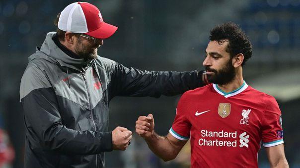 Mohamed Salah es el goleador de la actual Premier League