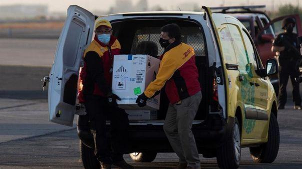 Este jueves llegaron las dosis de vacunas contra la COVID-19 al país de Latinoamérica.
