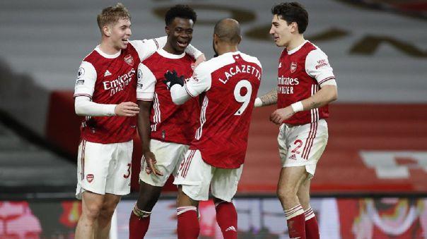 Arsenal venció a Chelsea por la jornada 15 de la Premier League