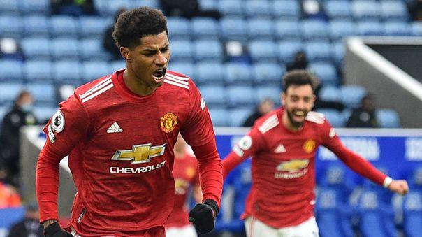 Manchester United enfrenta a Leicester por la fecha 15 de Premier League