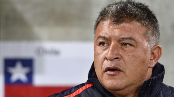 Claudio Borghi fue entrenador de la Selección de Chile