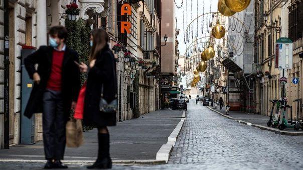 Italia registró 459 muertos por coronavirus