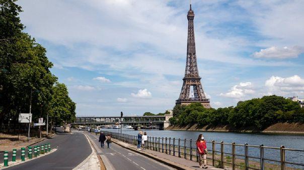 2020 fue el año más caluroso en Francia desde 1900