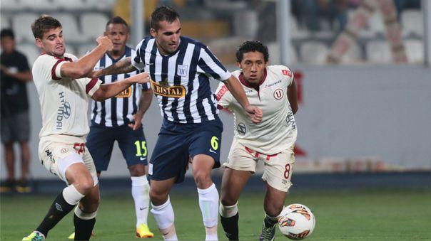 Pablo Míguez jugó entre 2014 y 2015 por Alianza Lima